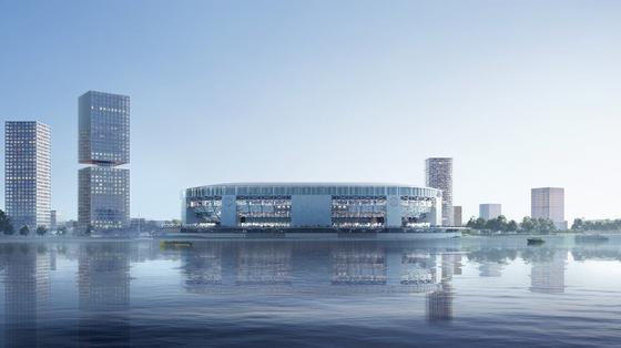 Raamovereenkomst Stichting Gebiedsontwikkeling aan de Maas