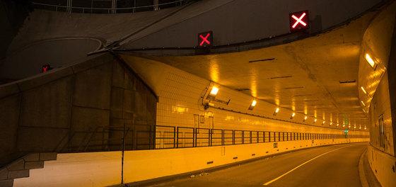 Maastunnel volledig dicht van 16 t/m 23 juli