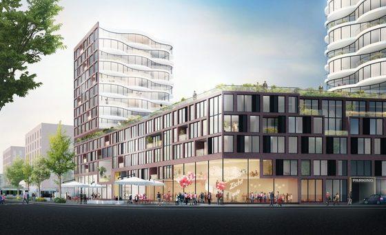 AM geselecteerd als ontwikkelaar eerste deelproject Feyenoord City